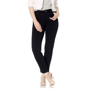 🆕GLORIA VANDERBILT Black Slimming High Rise Pants